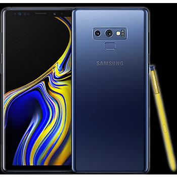 Samsung Galaxy Note9 scherm kapot repareren snel onderdelen reparatie fixen etphone home goor